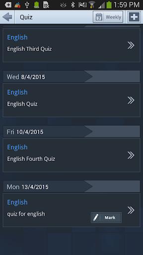 KnwEdu My School App