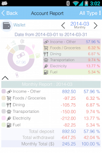 EvoWallet – Money Tracker [Premium] v1.77.049 [Paid] 1