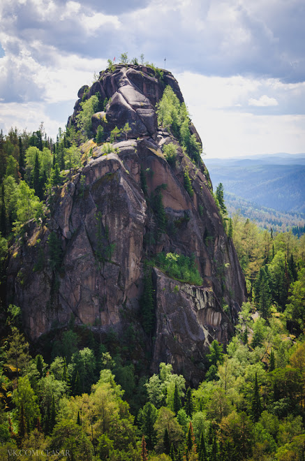 """Природный парк """"Красноярские столбы"""""""
