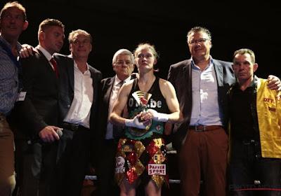 Titre mondial WBC : Delfine Persoon avait pitié pour son adversaire