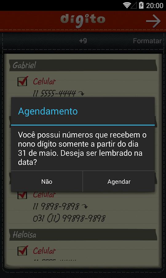 9Digito- screenshot
