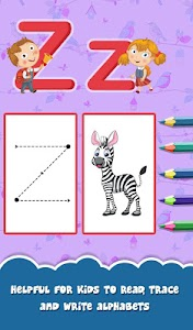 Tracing Book For Toddlers v1.0.0