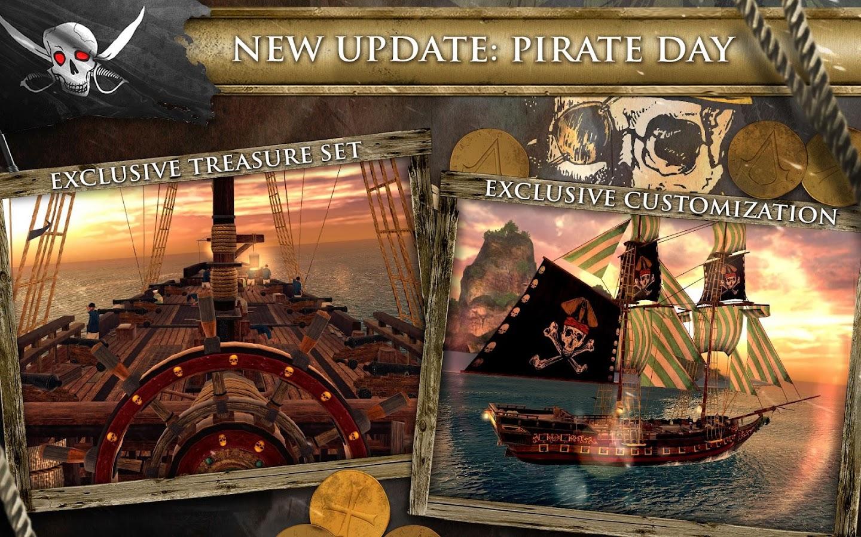 Assassin's Creed Pirates- screenshot