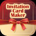 Invitation Card Maker - Design Wedding Card icon