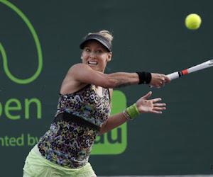 Dubbeltopper klopt Venus Williams voor het eerst in het enkelspel