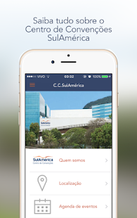C.C.SulAmérica- screenshot thumbnail