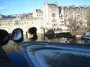 Photo: Pulteney Bridge, Bath