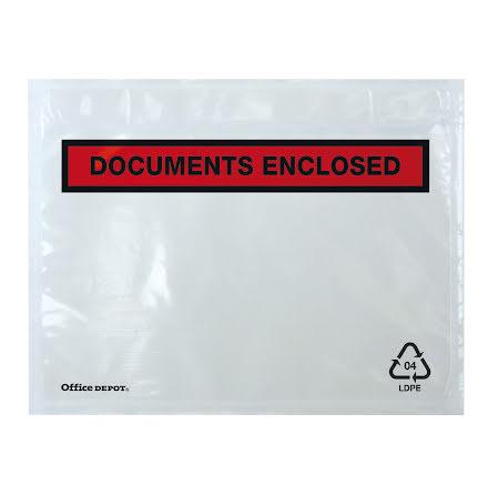 Packsedelskuv C5 m tr. 1000/fp