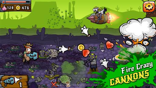 Zombie West Dead Frontier Mod Full