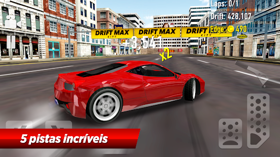 Drift Max City Screenshot