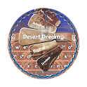 Desert Dream GO Keyboard icon