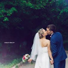 Wedding photographer Sergey Okulov (lancer). Photo of 03.07.2015
