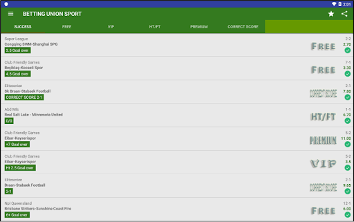 Betting Forecasts  for Win & Win Money for Free 1.1 screenshots 5