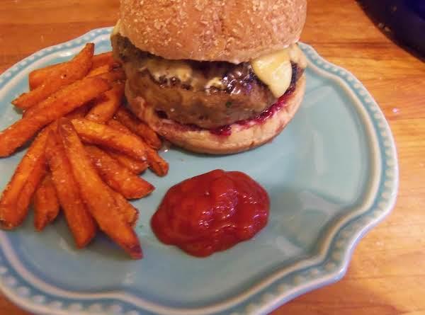 Turkey Dinner Burger Recipe