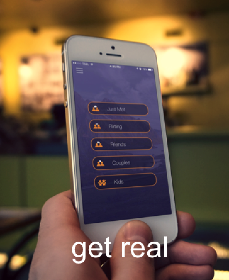 Get Real: a game to go deeper- screenshot