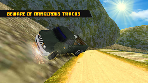 Code Triche Jeep Outlaws : Off-Road Kings APK MOD screenshots 5