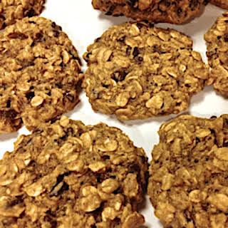 """Anytime Cookies with Cacao Nibs & Less Sugar ~ a healthy gluten free, vegan cookie with a """"superfood"""" ingredient."""