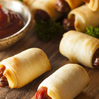 Super Easy Pigs In a Blanket