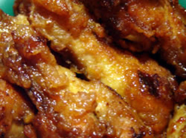 Caribbean Style Hot Wings Recipe