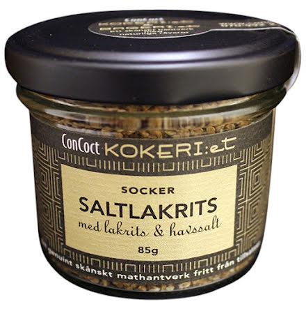 Saltlakritssocker - Concoct Fabrique