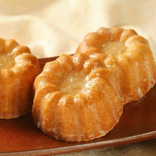 Zesty Lemon Mini Pound Cakes