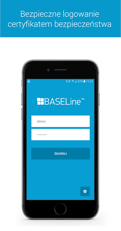Baseline™- screenshot