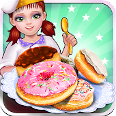 Sweet Cookies Cooking Games