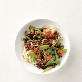 Sweet and Spicy Beef Stir-Fry