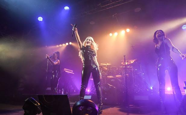 【迷迷歌單】RITA ORA PHOENIX 2019 LIVE IN TAIPEI