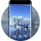 lock theme for nature winter tree oppo f5 for PC-Windows 7,8,10 and Mac