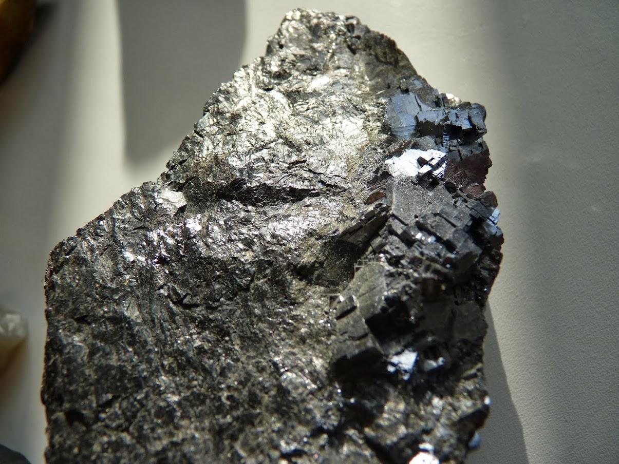 Галенит-сфалеритовая жила Северного рудного тела