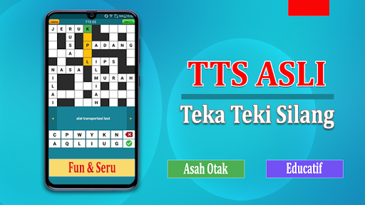 TTS Asli - Teka Teki Silang Pintar 2020 Offline 1.0.11 screenshots 8
