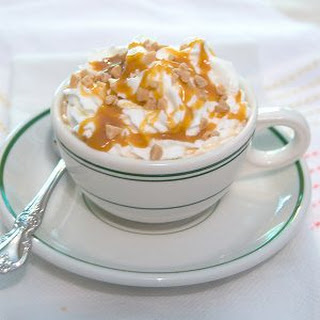 Caramel Mocha Latte.
