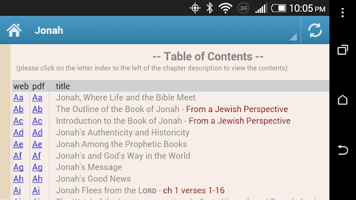 Bible Devotional Commentary - screenshot