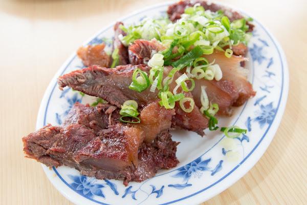 台北 二訪廖家牛肉麵(中原街)