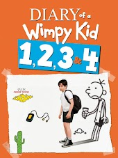 Diary of a Wimpy Kid 1-4
