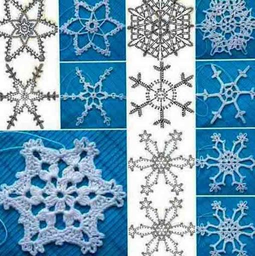 DIYのかぎ針編みのデザインのアイデア