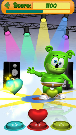 Talking Gummy Free Bear Games for kids 3.2.8.5 screenshots 4