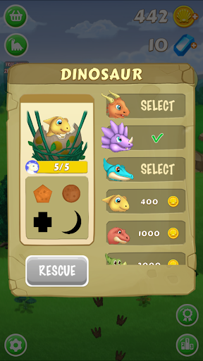 Dinosaur Eggs Pop 2: Rescue Buddies android2mod screenshots 6