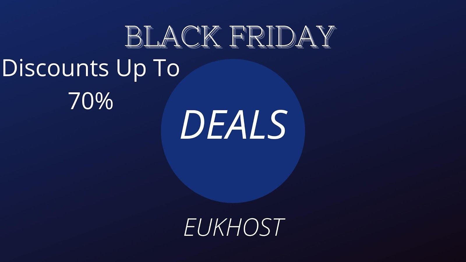 EUKHost: Discounts Up To 70%