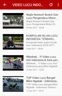 Video Lucu Indonesia Update Tiap Hari - náhled