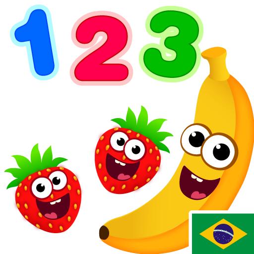 Aprender a contar Jogos educativos para crianças