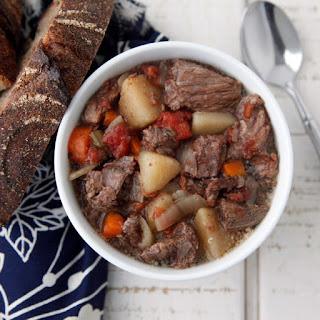 Beef Stew in the Crock Pot Recipe | Epicurious.Com Recipe