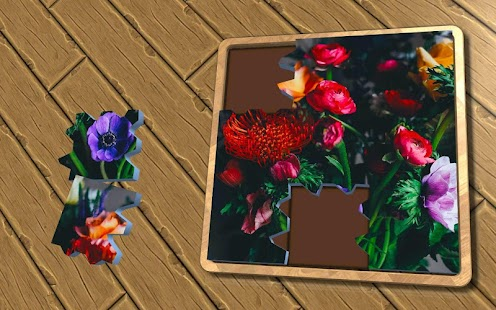Super Jigsaws Flower Art- screenshot thumbnail