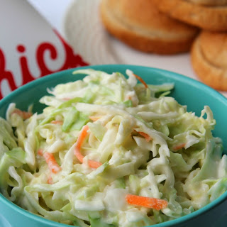 Cole Slaw Sauce Recipes