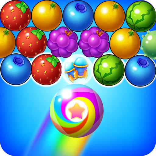 Fruit Bubble Pop - Bubble Shooter Game