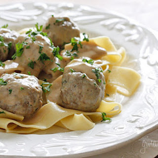 Swedish Meatballs With Cream Cheese Recipes.