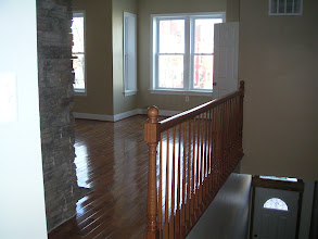 Photo: Entering living room