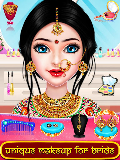 The Royal Indian Wedding Rituals and Makeover 1.9 screenshots 1