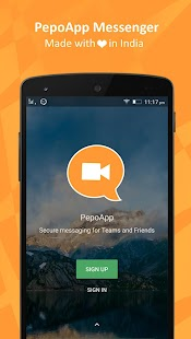 Pepo App - Video conference with Unlimited Users - náhled